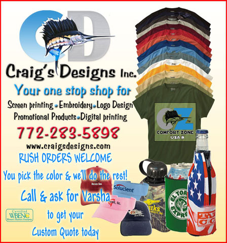 Screen Printing, Embroidery, Promotional Products, Signs, Banners, Magnets, Logo Design and Custom Artwork, Vinyl Graphics, Sports Events and more!